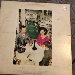 Led Zeppelin PRESENCE 1976 Swan Song Gatefold Lp